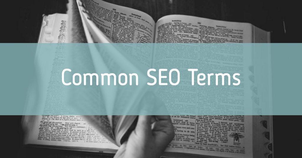 seo terms dictionary